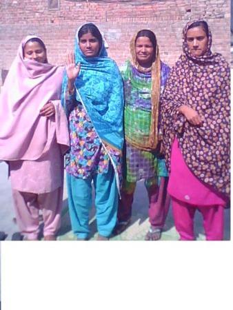 Sajida's Group