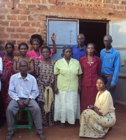 Kyosimba-Onaanya Women's Group Buikwe-Lugazi