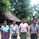 Mee Pauk-7 (A) Village Group