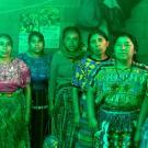 Mujeres La Merced Santa Apolon Group