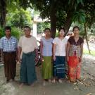 Sar Kyue-4 (D )Village Group