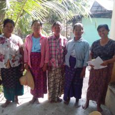 Hman Cho-5 (D) Village Group