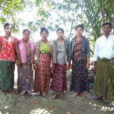 Hpa Yar Gyi Kone (D) Village Group