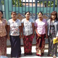 Aungzay Yar (4) Group