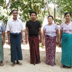 Kyu Chaung Ywar Ma-1 (A) Village Group