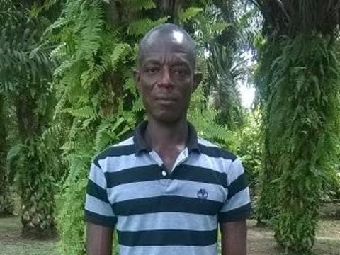 photo of Kwame