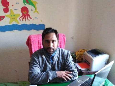 photo of Farooq