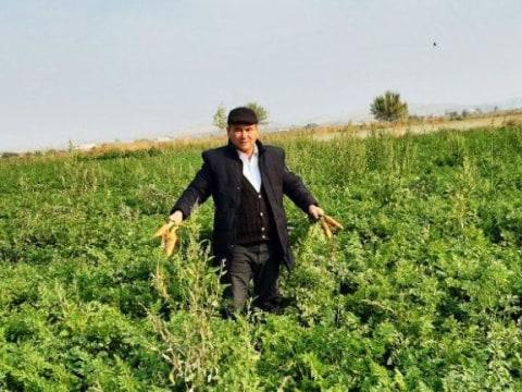 photo of Azamjon