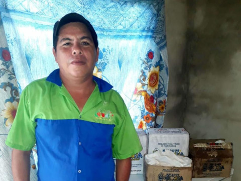 photo of Diomar Enrique