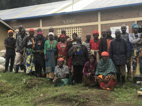 photo of Dushyigikirane Agric Group