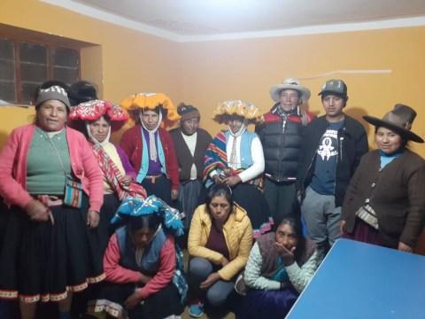 photo of Lagunillas De Ocongate Group
