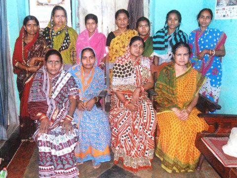 photo of Mahatma Gandhi Self Help Group