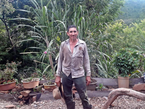 photo of Andrés Antonio