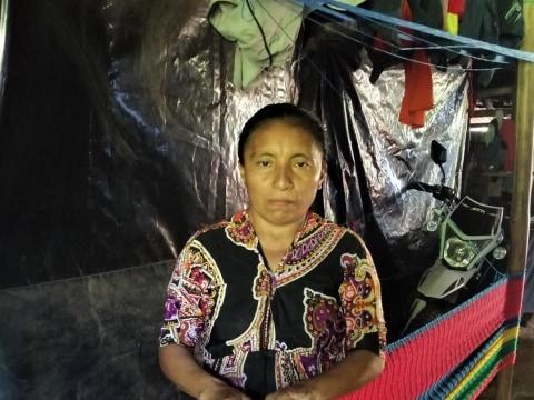 photo of Maria Santiago