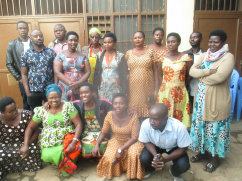 photo of Ihirwe Cb Sub Grp A Group
