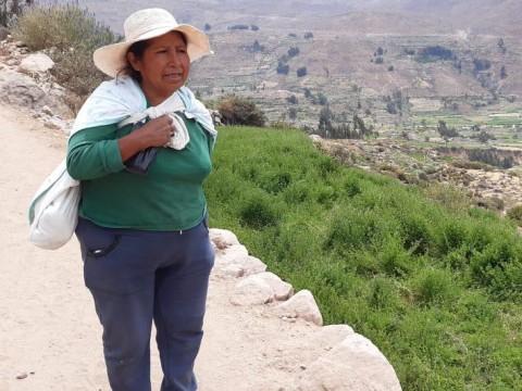 photo of Isela Josefina