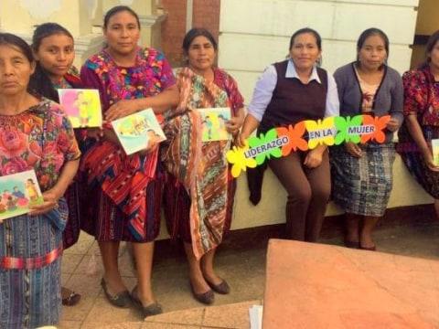photo of Nueva Cucabaj Group