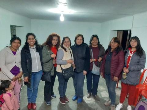 photo of Las Abejitas Group