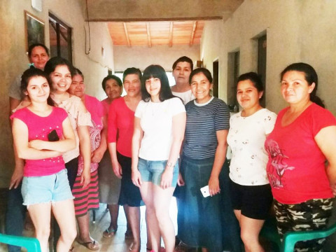 photo of Las Guerreras Group