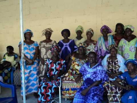 photo of Sainte Therese Group