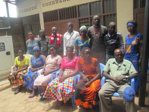photo of Dufatanye Acb Sub Grp B Group