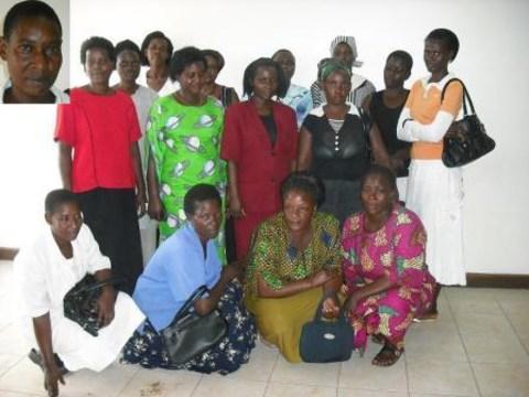 photo of Sarah's Group