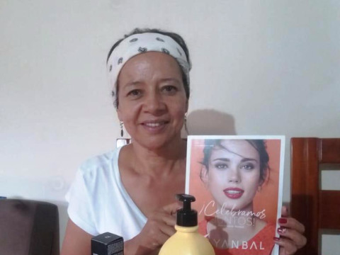 photo of Maria Eugenia