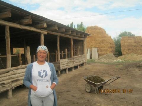 photo of Nurgiza