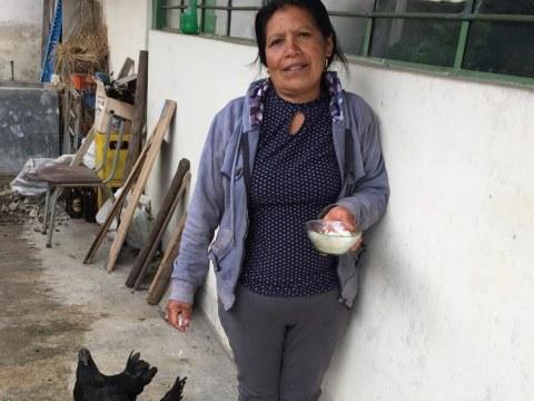 photo of Maria Elvira