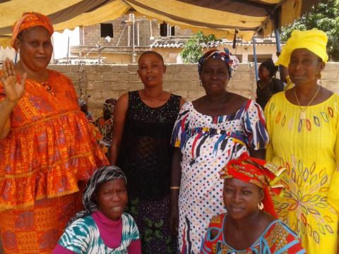 photo of Marieme's Group