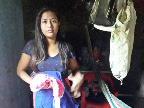 photo of Yaquelin Esmeralda