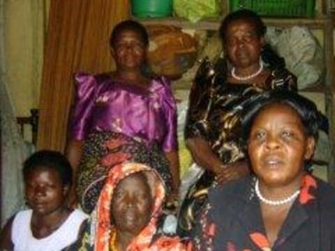 photo of Kigongo Teopista 'S Group
