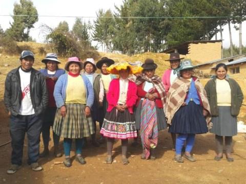 photo of Miraflores De Huatta Group
