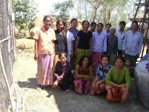 photo of Mr. Buntheng Sem Village Bank Group