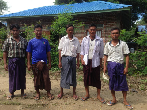 photo of Shan Htu-3B Village Group B