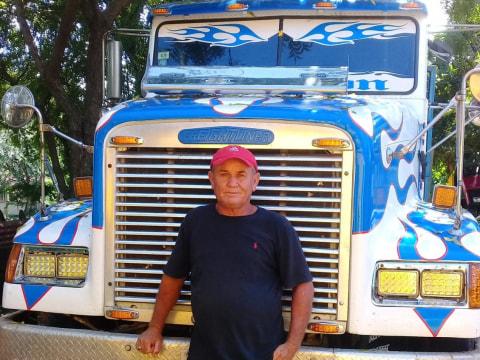 photo of Cesar Antonio