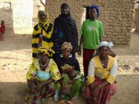 photo of Fatoumata Moussa's Group