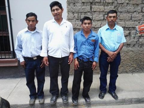photo of San Pedro El Naranjo Group