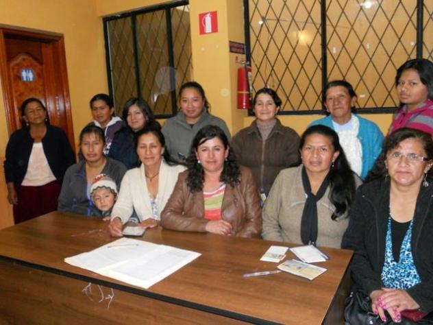 Siempre Amigas  (Cuenca) Group