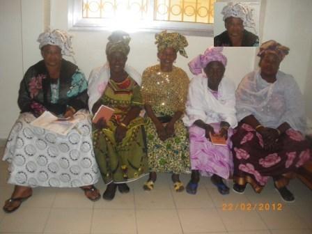 Takku Liggey Kanda Fodé Bayo  2 Group