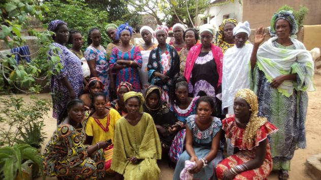 Diarra's Group