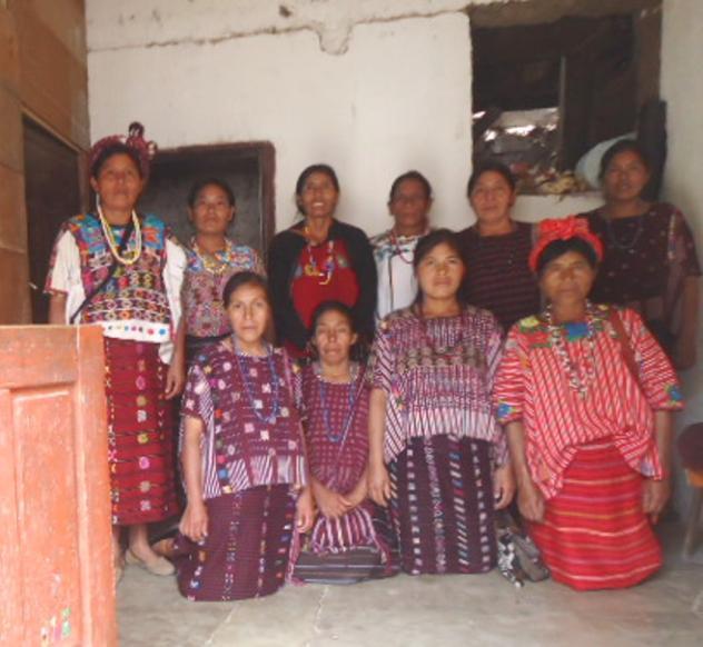 Mujeres De Granadillo Group