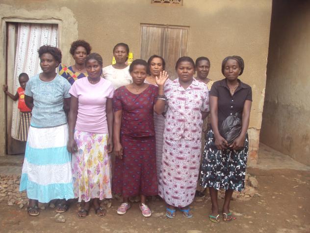 Kyaliwajala Group-Kampala