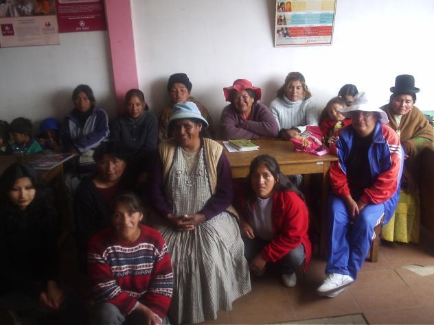 Carita De Arcilla Group
