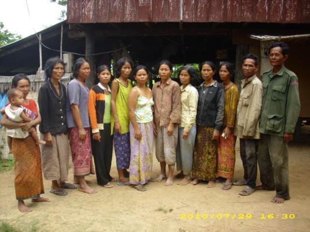 Mr. Torn Uy Village Bank Group