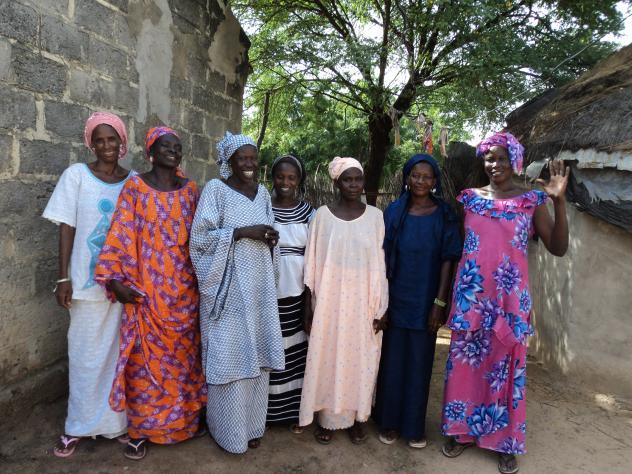 Binta  Ba's Group