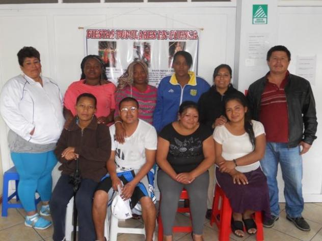 Esmeraldeñas  (Cuenca) Group