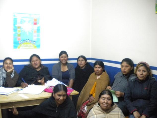 Bolivianitas - 26 Group