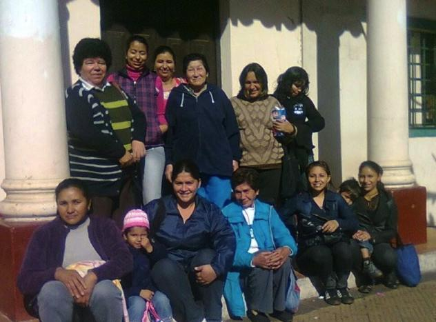Mujeres Populares Group