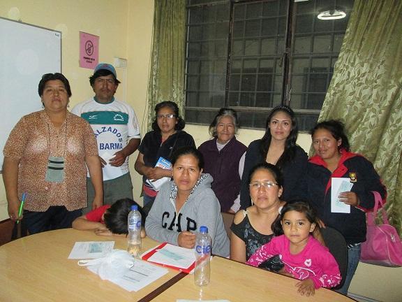 La Cruz De Yerbateros Group